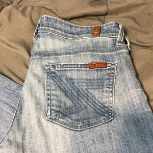 7 For All Man Kind Size 26 Floyd